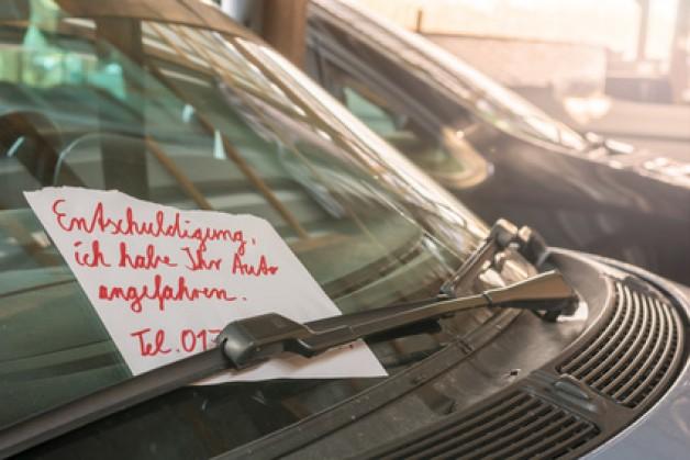 Fahrerflucht: Kein Kavaliersdelikt